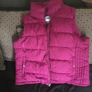 Pink vest size XXL TTG